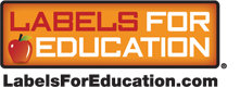 Labels for Education Logo